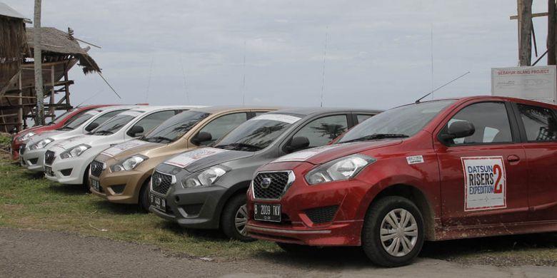 Keseruan Datsun Risers Challenge 2017 Makassar