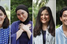 Gamaliél, Ify Alyssa, Sivia, dan Tasya Kamila Kolaborasi Nyanyikan Lagu-lagu Disney