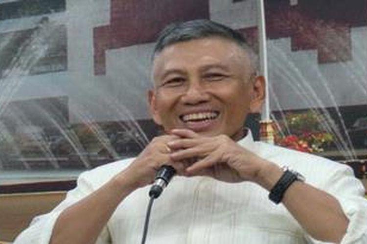 Politisi Effendi Choirie alias Gus Choi