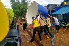 Masih Terdampak Banjir, Layanan Air Bersih dan Sanitasi Kalsel Disalurkan ke Barabai