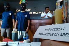 Jual Jilbab, Kedok Tersangka Jalankan Bisnis Madu Palsu di Kampung Pulo