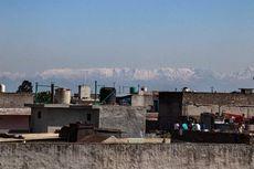 Lockdown India: Polusi Berkurang, Himalaya pun Bisa Dipandang