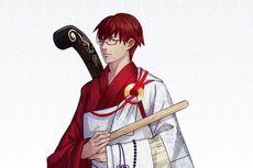15 Karakter Samurai dari Berbagai Negara dalam Perayaan Olimpiade Tokyo 2020