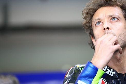 Kabar Terkini Rossi Usai Positif Covid-19, Sedih Cuma Jadi Penonton MotoGP