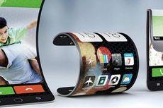 Smartphone Layar Lipat Pertama di Dunia Meluncur November?