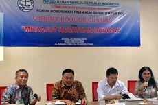 Di Jakarta, Gubernur Olly Sampaikan Pesan Persatuan