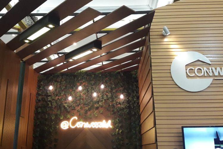 Conwood Indonesia perluas pasar dengan mengincar proyek-proyek hotel dan resor di 10 KSPN atau Bali Baru.