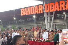 Diresmikan Jokowi, Bandara Tjilik Riwut Diharap Jadi Motor Penggerak Ekonomi Kalteng