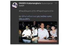 Yulianus Ditangkap karena Tulisan Pornografi pada Foto Jokowi dan Nikita Mirzani