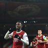 Hasil Arsenal Vs Fulham, Nketiah Selamatkan The Gunners dari Kekalahan