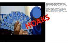 [HOAKS] Link Bansos Rp 600.000 Cair September bagi Pemilik E-KTP