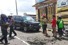 Jumlah Pelanggaran dan Kecelakaan Lalu Lintas Menurun