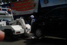 Ini Titik Rawan Parkir Liar Versi Dishub DKI Jakarta