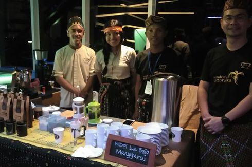 Kopi Yellow Caturra dan Juria La Bajo Cafe Tampil di Festival Kopi NTT