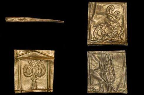 3 Lempeng Emas dalam Peti Mati Hitam dari Zaman Firaun, Apa Maknanya?