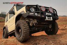 Calon Pemilik Suzuki Jimny, Perhatikan Hal Ini Sebelum Ganti Ban
