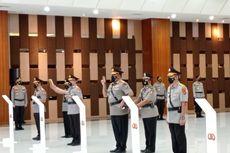 Kapolri Pimpin Sertijab 4 Kapolda dan Kenaikan Pangkat 12 Perwira