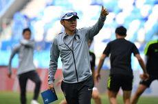 Shin Tae-yong Tertantang Bangkitkan Sepak Bola Timnas Indonesia