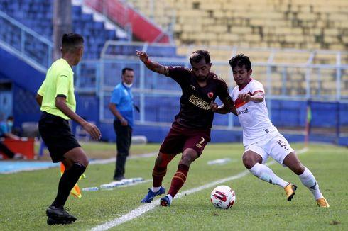 Hasil Borneo FC Vs PSM - Imbangi Pesut Etam, Juku Eja Lolos ke 8 Besar