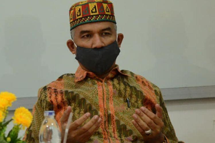 Rektor Universitas Malikussaleh (Unimal) Aceh Utara, Herman Fithra