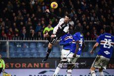 Sampdoria Vs Juventus, Ranieri Sebut Ronaldo seperti Pebasket NBA