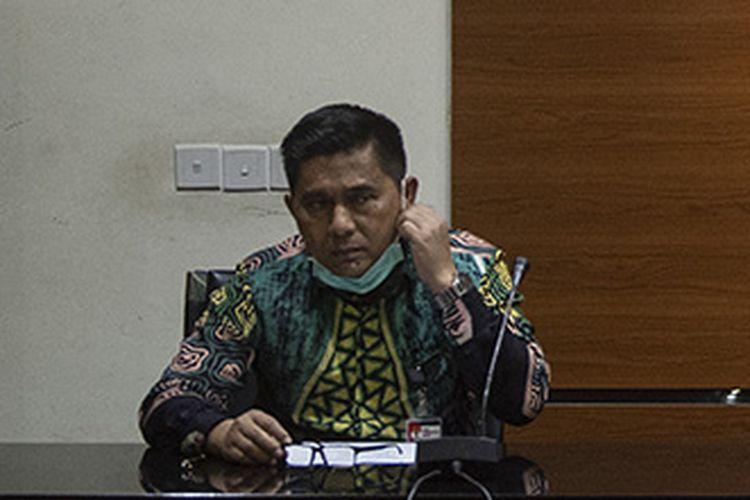 Deputi Penindakan KPK Karyoto.