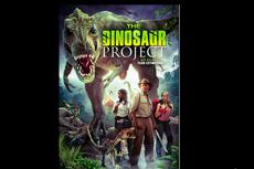 Sinopsis The Dinosaur Project, Usaha Richard Dillane Selamatkan Diri dari Dinosaurus