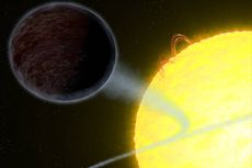 Teleskop Hubble Temukan Jupiter Panas yang Gelap Gulita