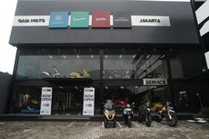 Motoplex, Diler Premium 4 Brand Piaggio di Indonesia yang Trendi