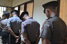 Bawa Senpi saat Kawal Demo Mahasiswa, Kenaikan Pangkat 6 Anggota Polres Kendari Ditunda