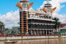 Sungai Jadi Magnet Wisata Kota Banjarmasin