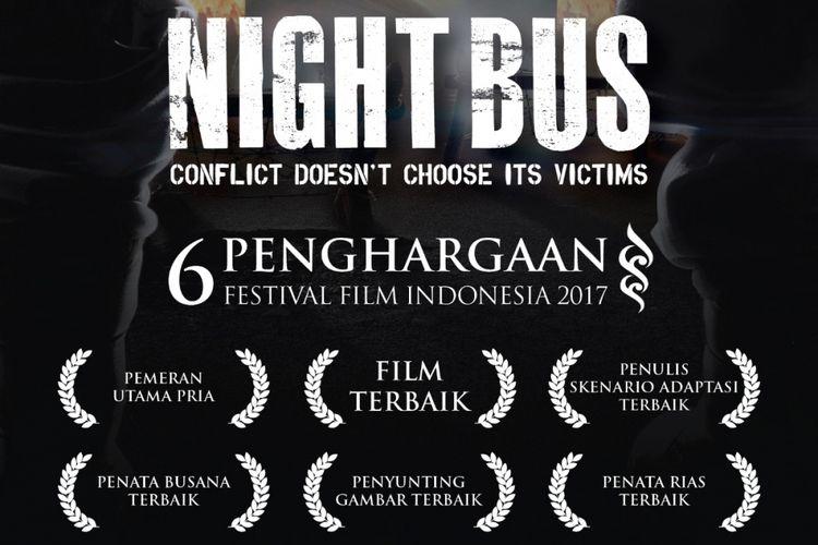 Poster film Night Bus
