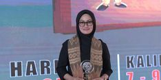 Lestarikan Tenun Rongkong, Bupati Luwu Utara Raih Penghargaan