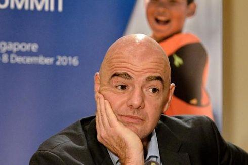 Presiden FIFA Bakal Hukum Keras Pelaku Pelecehan Seksual