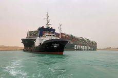 Kemacetan Pengaruhi Harga Minyak, Seberapa Penting Terusan Suez bagi Pelayaran Dunia?