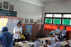 Perkenalkan Konsep Pengelolaan Keuangan Negara, Sri Mulyani Ajari Anak SD