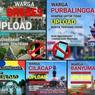 Ajakan Stop Unggah Berita Covid-19, Masyarakat Bisa Abai Bahaya Corona
