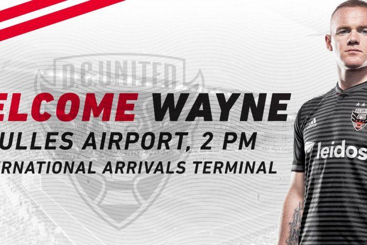 Wayne Rooney resmi bergabung bersama tim MLS, DC United dan akan menjalani laga debutnya pada 14 Juli 2018 melawan Vancouver Whitecaps