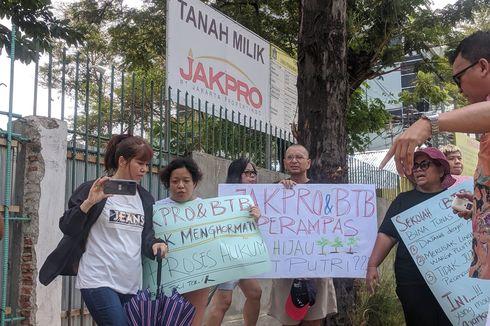 Penebangan Pohon di Taman Pluit Putri Dinilai Tak Bantu Wujudkan RTH