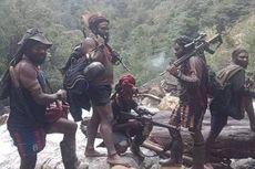 Sosok Lamek Taplon, Panglima Komando TPNPB yang Tembak TNI dan Bakar Puskesmas