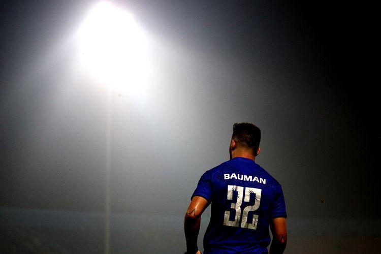 Pemain asing Arema FC musim 2020, Jonathan Bauman.