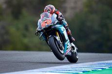 Quartararo Geser Vinales di Klasemen MotoGP