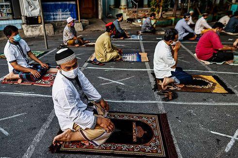 Idul Fitri 2021, Anies Pertimbangkan Izinkan Shalat Id di Area Terbuka