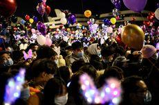 Wuhan Rayakan Tahun Baru dengan Meriah Ketika Nol Kasus Covid-19 Sejak Mei