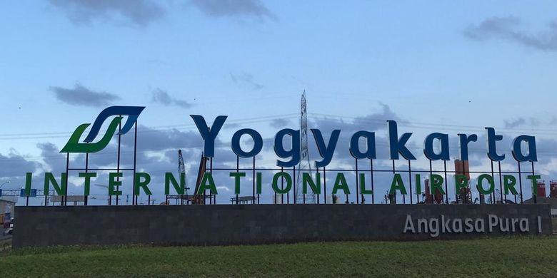 Yogyakarta International Airport (YIA), Kulon Progo, Selasa (7/5/2019).