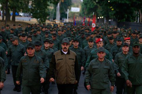Maduro Peringatkan Peluang Terjadi Eskalasi Militer dengan Kolombia