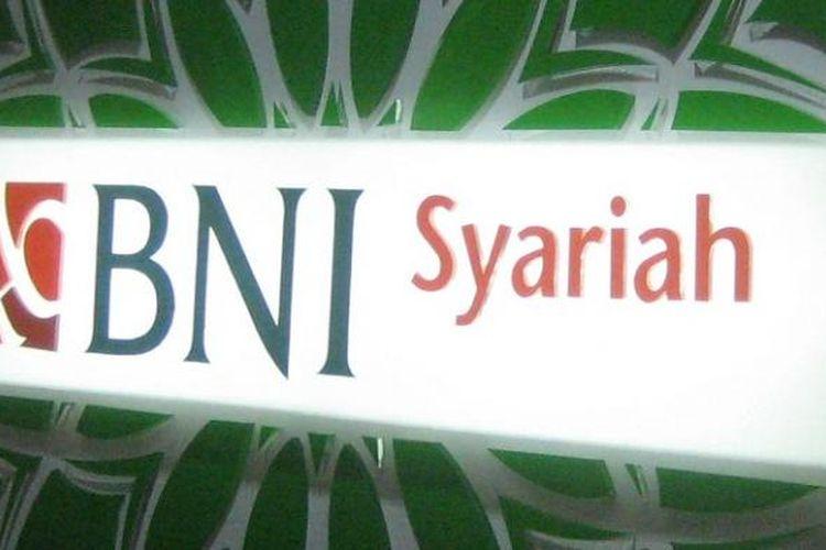 Logo BNI Syariah.