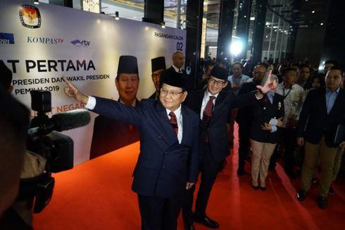 Pemasukan Dana Kampanye Prabowo-Sandiaga Mencapai Rp 213,2 Miliar