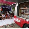 Mobil KaCa UMM, Sarana Trauma Healing Anak-anak Korban Gempa di Malang