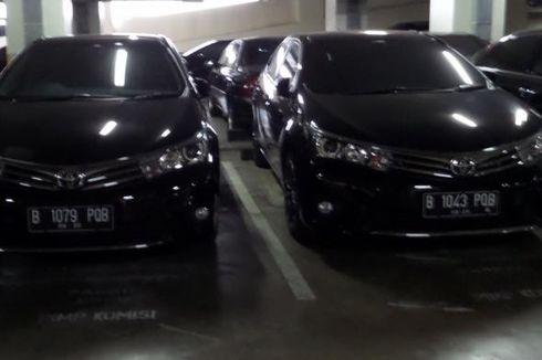Diberi Mobil Corolla Altis Berpelat Merah, Anggota DPRD Ubah Jadi Pelat Hitam